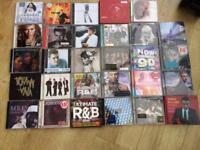 Large bag of CDs mostly albums
