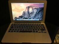 MacBook Air 11-inch 11.6/1.6hz/4gb/128gb