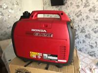 Honda generator 2000 I