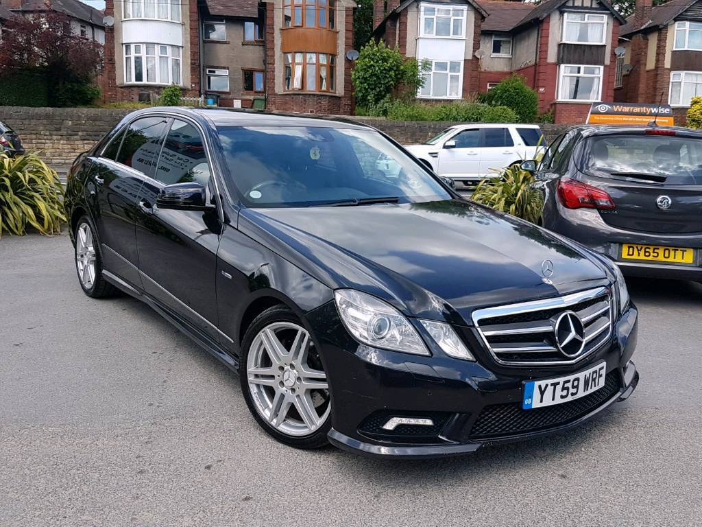 2010 mercedes e class e350 cdi amg sport auto twin turbo diesel fully loaded low mileage in. Black Bedroom Furniture Sets. Home Design Ideas