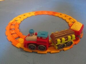 Mega Bloks - First Builders train set
