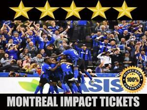 Billets Montreal Impact vs Houston Dynamo | Last Minute Delivery Guaranteed!