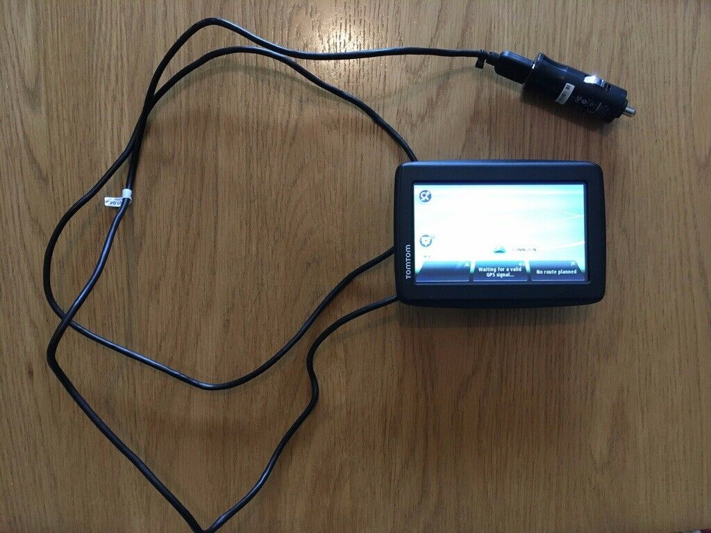 TomTom Start 20 - Great Condition, Factory Reset, Fully Updated Maps &  Bonus Adapter!! | in Peterborough, Cambridgeshire | Gumtree
