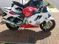 Cbr 600 f4 swap,for a enduro or upright bike.