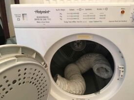 TUMBLE DRYER HOTPOINT