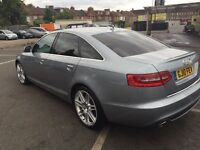 Stunning Audi A6 S line top of the range £6490