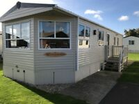 Static caravan for sale at Tattershall Lakes Country Park not Skegness Butlins Haven watersports