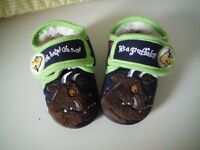 Boys Gruffalo Slippers