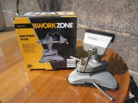 Workzone suction vice.