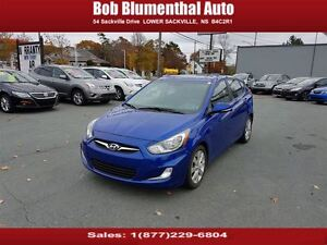 2013 Hyundai Accent GLS  ($47 weekly, 0 down, all-in, OAC)