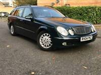 Mercedes E320 CDI 2004 7 Seater Estate