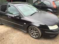 Saab 93 2.0 turbo petrol breaking for parts / spares