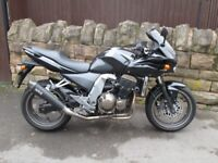 Very good condition Kawasaki Z 750 S 108 HP with some great not cheap extras fitted.