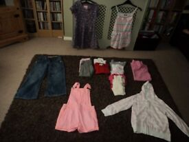 GIRLS CLOTHES AGE 9, 9-10 AND 10 YEARS