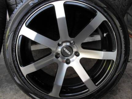 20x8 Wheel and tyre package G-MAX wheels and tyres Ford Mazda Kia Bayswater North Maroondah Area Preview