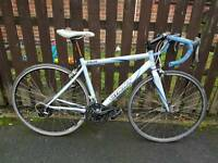 Giant ocr road bike racing good condition all working