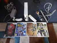 nintendo wii good condition x4vgames and balance board