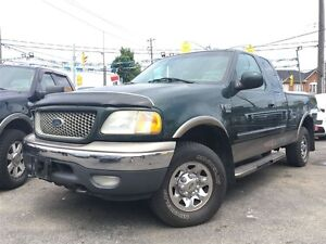 2001 Ford F-150 Lariat 4x4 / loaded / low kms / rust proofed