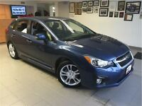 2013 Subaru Impreza 2.0L LIMITED/1 OWNER LOCAL TRADE!!