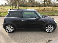 Mini Cooper S (turbo) - Great condition, low mileage. Black bodywork & black leather interior. FSH