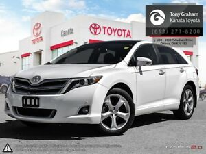 2014 Toyota Venza AWD Leather+Sunroof+JBL+Navigation+Panaroof