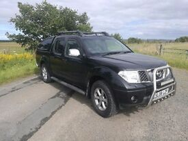Nissan navara adventura price reduction £6400