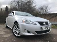 Lexus IS 220D SE Long Mot No Advisorys High Spec Full Leather Keyless Start Drives Great !!!