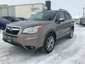 2015 Subaru Forester Limited - LEATHER / NAVIGATION