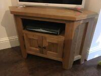 Oak Furnitureland TV Stand