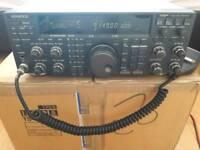 Kenwood ts 870s hf transceiver box'd