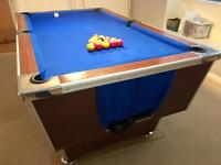 Pool Table 6f x 4f pub league