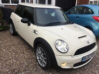 2008 mini copper s. R56