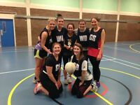Get fit in the New Year by joining out Clapham South netball league!