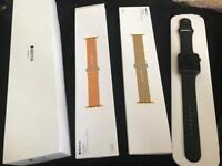 Apple Watch 3 series with GPS 42 mm