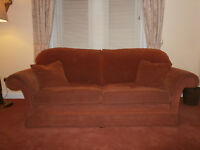 Quality two-seater sofa