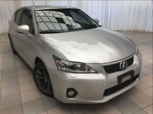 2013 Lexus CT 200h Technology Package: Hybrid, 2 Sets of Tires.