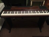 Roland electronic piano/keyboard HP100 piano plus 100