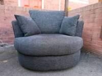 NEXT Rotating Snuggle Chair