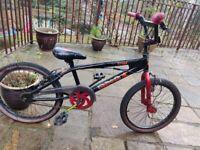 MUDDY FOX CRYPT BOYS BMX BIKE - 360 GYRO