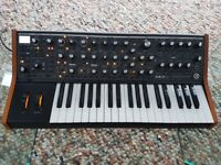 Moog Sub 37 Tribute Edition Analogue Synthesiser Boxed - like new