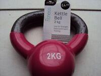 Crane 2 KG Weight Kettle Bell