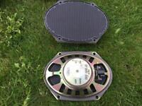 4x Standards speakers for mk1 Ford Focus 98-04