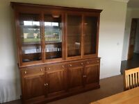 Beautiful Sideboard / Display Cabinet
