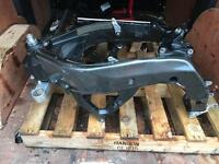 2009 Yamaha R6 13s frame and bottom yoke logbook v5 needs applying for Hpi clear 2co r1
