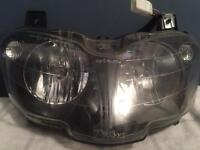 Headlight -GILERA- Gilera Runner RST 50-200 cc (since 2006, type ST)