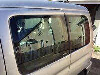 Citroen Berlingo Multispace rear windows