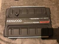 KENWOOD KAC-6203 AMPLIFIER