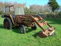 Tractor International 444/2350 Year 1971