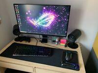 "27"" PC monitor Samsung S27R750"