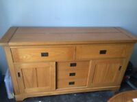 Sideboard from Trago Mills £70-collection only